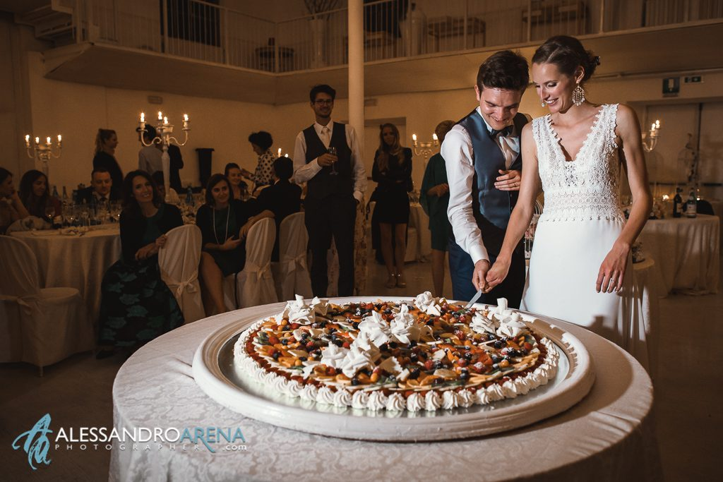 Wedding cake - Location Matrimonio La Madonnina Cantello Varese