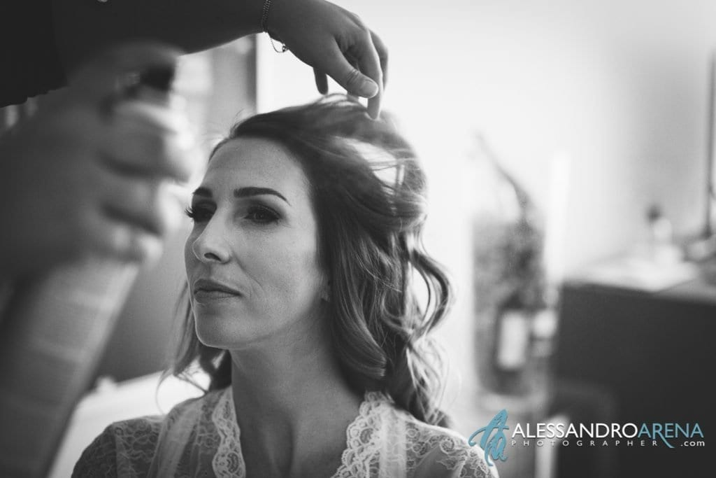 foto preparativi sposa hair stylist bellinzona
