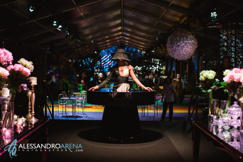 Luxury event mind expo Milano - Performance Nuart events
