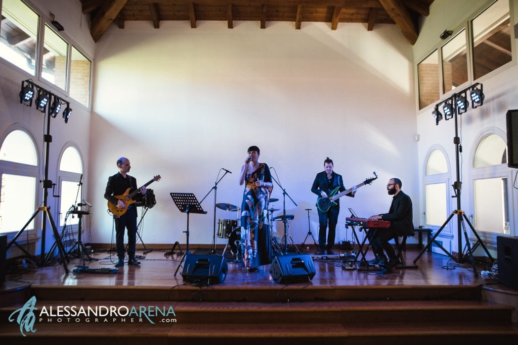 Groovin Addiction live band for luxury event-2
